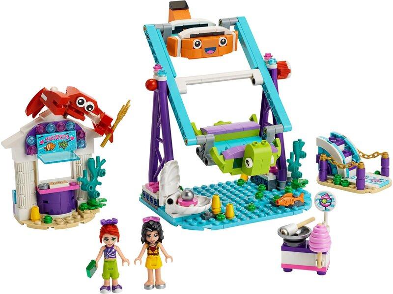 41337 LEGO® Friends Povandeninė kilpa internetu