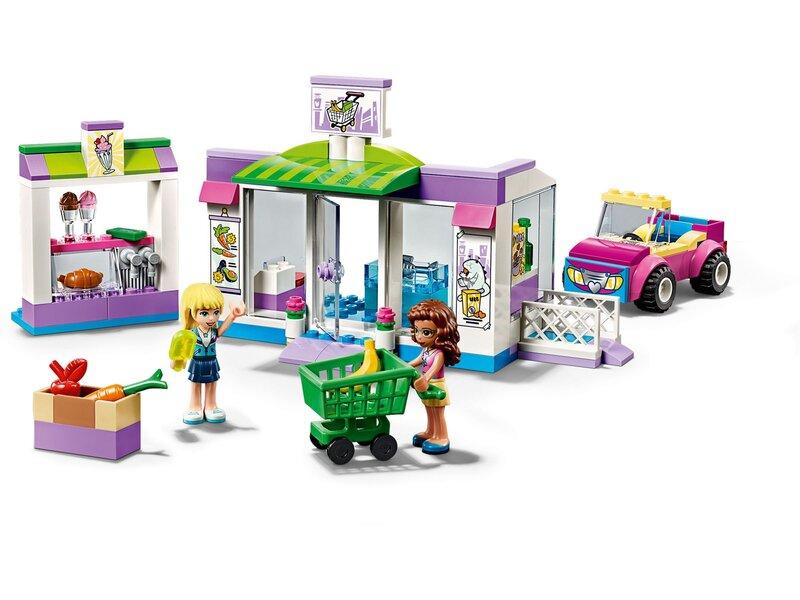 41362 LEGO® Friends Hartleiko parduotuvė atsiliepimas