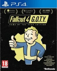 Fallout 4 Game of the Year Edition kaina ir informacija | Fallout 4 Game of the Year Edition | pigu.lt