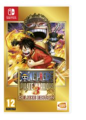 One Piece Pirate Warriors 3 Deluxe Edition kaina ir informacija | One Piece Pirate Warriors 3 Deluxe Edition | pigu.lt