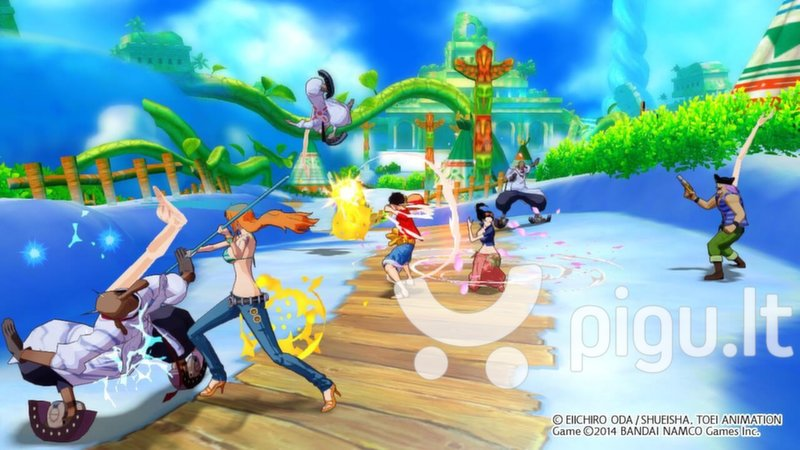 One Piece Unlimited World Red Deluxe Edition internetu