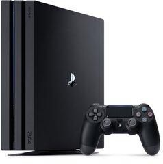 Товар с повреждённой упаковкой. Sony PlayStation 4 (PS4) Pro, 1 TB