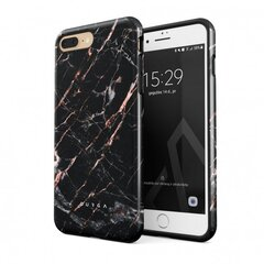 Burga Tough Case for iPhone 7 Plus/8 Plus, Rose Gold Marble black kaina ir informacija | Telefono dėklai | pigu.lt