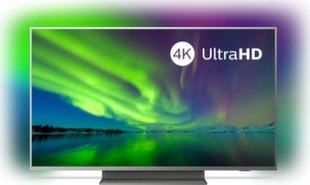 Philips 50PUS7504/12 kaina ir informacija | Televizoriai | pigu.lt