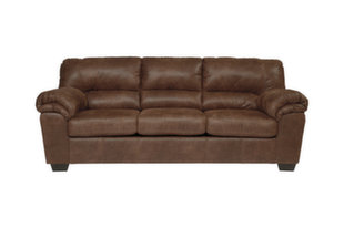 Sofa Ashley Bladen, ruda kaina ir informacija | Sofa Ashley Bladen, ruda | pigu.lt