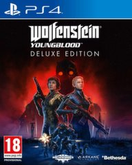 Wolfenstein Youngblood Deluxe Edition PS4 kaina ir informacija | Wolfenstein Youngblood Deluxe Edition PS4 | pigu.lt