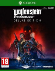 Wolfenstein Youngblood Deluxe Edition Xbox One kaina ir informacija | Wolfenstein Youngblood Deluxe Edition Xbox One | pigu.lt