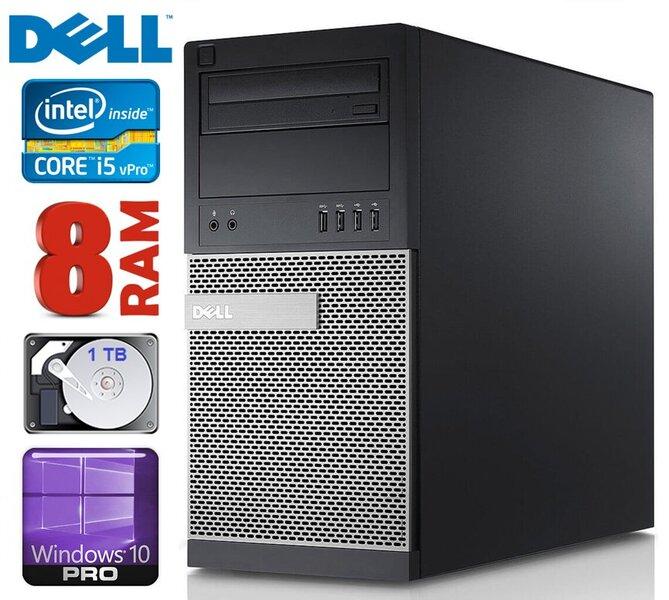 DELL 790 MT i5-2400 8GB 1TB DVD WIN10Pro