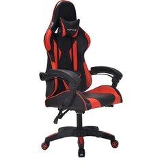 Žaidimų kėdė Happy Game 7911, raudona цена и информация | Žaidimų kėdė Happy Game 7911, raudona | pigu.lt