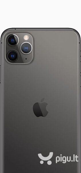 Apple iPhone 11 Pro, 256GB, Space Gray atsiliepimas