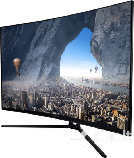 Dis 32 LC-Power M32-QHD-144-C QHD Curved pigiau