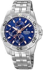 Часы мужские Festina multifunction 20445/5 цена и информация | Мужские часы | pigu.lt
