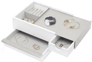 Umbra papuošalų dėžutė Stowit, 290245670 kaina ir informacija | Papuošalų dėžutės | pigu.lt