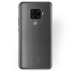 Mocco Ultra 0.3 mm Silicone Case, skirtas Huawei Mate 30 Lite, Skaidrus kaina ir informacija | Telefono dėklai | pigu.lt