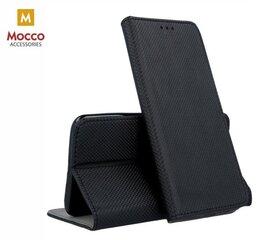 Mocco Smart Magnet Atverčiamas dėklas Apple iPhone 11 Pro Max telefonui, Juoda kaina ir informacija | Telefono dėklai | pigu.lt