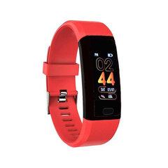 ZGPAX SC18, Red kaina ir informacija | Išmaniosios apyrankės (fitness tracker) | pigu.lt