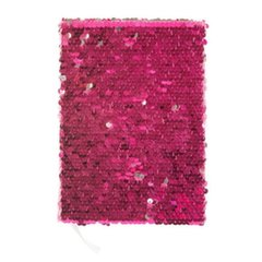 Užrašų knygutė Smiki rožinė, blizgi kaina ir informacija | Sąsiuviniai ir popieriaus prekės | pigu.lt