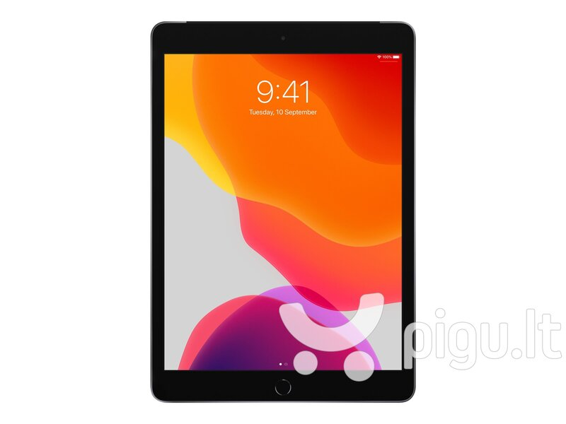 "Apple iPad 10.2"" Wi-Fi+4G 32GB, Pilka, 7th gen, MW6A2HC/A"