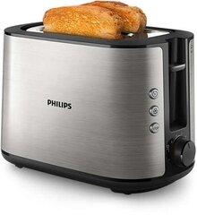 Philips Viva Collection HD2650/90 kaina ir informacija | Skrudintuvai | pigu.lt
