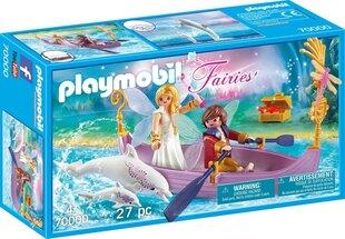 70000 PLAYMOBIL® Fairies, Романтическая лодка фей цена и информация | Конструкторы и кубики | pigu.lt