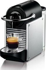 Nespresso Pixie Electric Aluminium kaina ir informacija | Kavos aparatai | pigu.lt