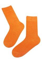 Vyriškos kojinės Tauno, oranžinės kaina ir informacija | Vyriškos kojinės | pigu.lt