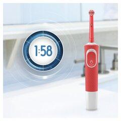Oral-B Vitality D100 Kids Toy Story su kelioniniu dėklu kaina ir informacija | Elektriniai dantų šepetėliai | pigu.lt