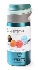Бутылка KYKYOTO Thermal Flip Top, 350 мл