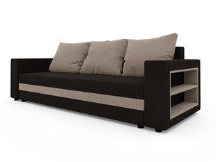Sofa Sydney, ruda/smėlio spalvos kaina ir informacija | Sofos | pigu.lt