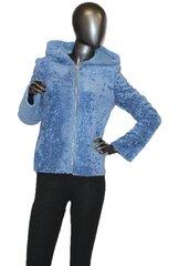Kailinukai - paltukas moterims 1807 цена и информация | Kailinukai - paltukas moterims 1807 | pigu.lt
