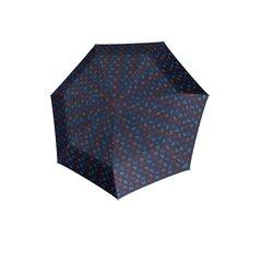 Moteriškas skėtis Derby Hit Magic Emotion, mėlynas kaina ir informacija | Moteriški skėčiai | pigu.lt