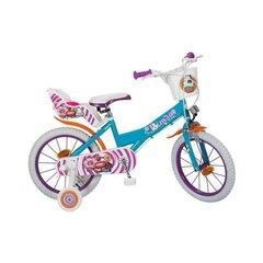 "Mergaičių dviratis Toimsa 16"", Sweet fantasy цена и информация | Детские велосипеды | pigu.lt"