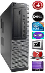 DELL Optiplex 7010 Core i3-3220 3.30GHZ 16GB 240GB SSD DVD Windows 10 Professional kaina ir informacija | DELL Optiplex 7010 Core i3-3220 3.30GHZ 16GB 240GB SSD DVD Windows 10 Professional | pigu.lt