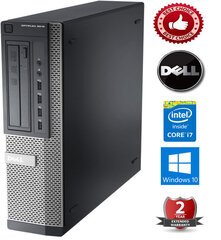 Dell Optiplex 7010 Intel Core i7-3770 8GB 240GB SSD + 250GB HDD Windows 10 Professional kaina ir informacija | Dell Optiplex 7010 Intel Core i7-3770 8GB 240GB SSD + 250GB HDD Windows 10 Professional | pigu.lt