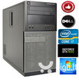 Dell Optiplex 7010 Intel Core i7-3770 16GB 1TB HDD GTX1650 4GB Windows 7 Professional
