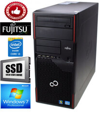 Fujitsu Esprimo P710 i3-3220 8GB 120SSD Windows 7 Professional kaina ir informacija | Fujitsu Esprimo P710 i3-3220 8GB 120SSD Windows 7 Professional | pigu.lt