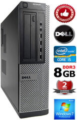 DELL Optiplex 7010 Core i5-3470 8GB 1TB DVD Windows 7 Professional kaina ir informacija | DELL Optiplex 7010 Core i5-3470 8GB 1TB DVD Windows 7 Professional | pigu.lt