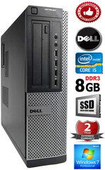 DELL Optiplex 7010 Core i5-3470 8GB 120SSD 250GB HDD DVD Windows 7 Professional kaina ir informacija | DELL Optiplex 7010 Core i5-3470 8GB 120SSD 250GB HDD DVD Windows 7 Professional | pigu.lt