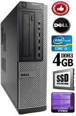 DELL Optiplex 7010 Core i5-3470 4GB 120SSD 250GB HDD DVD Windows 10 Professional kaina ir informacija | DELL Optiplex 7010 Core i5-3470 4GB 120SSD 250GB HDD DVD Windows 10 Professional | pigu.lt