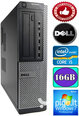 DELL Optiplex 7010 Core i5-3470 16GB 500GB DVD Windows 7 Professional