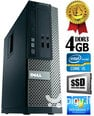 Dell Optiplex 390 i5-2400 4GB 240GB SSD DVDRW Windows 7 Professional