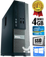 Dell Optiplex 390 i5-2400 4GB 480GB SSD DVDRW Windows 10 Professional