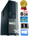 Dell Optiplex 390 i5-2400 8GB 1TB DVDRW Windows 10 Professional