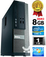 Dell Optiplex 390 i5-2400 8GB 1TB DVDRW Windows 7 Professional