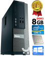 Dell Optiplex 390 i5-2400 8GB 240GB SSD DVDRW Windows 10 Professional