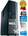 Dell Optiplex 390 i5-2400 4GB 240GB SSD DVDRW Windows 10