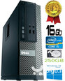 Dell Optiplex 390 i5-2400 16GB 250GB DVDRW Windows 10