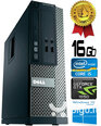 Dell Optiplex 390 i5-2400 16GB 480SSD GTX1650 4GB DVDRW Windows 10