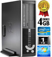 HP Compaq Elite 8100 Intel® Core™ i5-650 4GB 1TB Windows 7 Professional