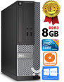 Dell Optiplex 7020 i3-4130 3.4Ghz 8GB 320GB HDD Windows 10 Professional